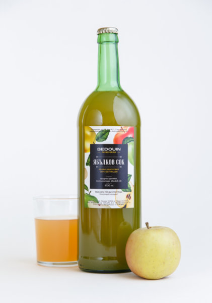 Ябълков сок 1л.